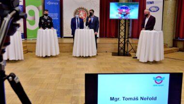 4. 2. 2021 Zahájení START DRIVING – Tisková konference